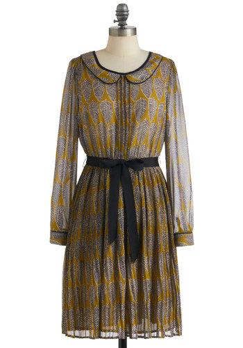 Foliole Fashioned Dress
