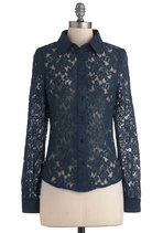 Lacework Like Magic Top