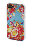 Call of the Wildflower iPhone Case - Blue, Multi, Floral