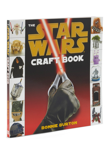 The Star Wars Craft Book - Multi, Dorm Decor, Quirky, Handmade & DIY