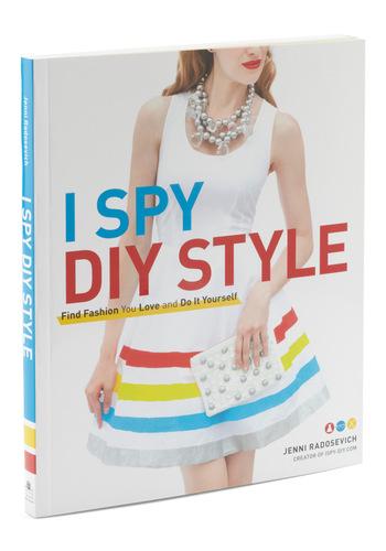 I Spy DIY Style - Handmade & DIY