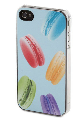 Call, Text, or Treat iPhone Case - Blue, Multi, Pastel