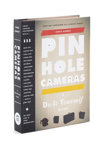 Pinhole Cameras by Chronicle Books - Multi, Handmade & DIY