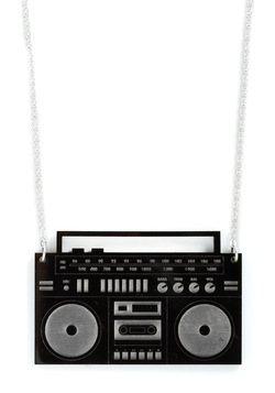 Sweet Beats Necklace
