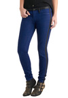 Front Street Jeans by Blank NYC - Blue, Black, Pockets, Skinny, Party, Casual, Denim