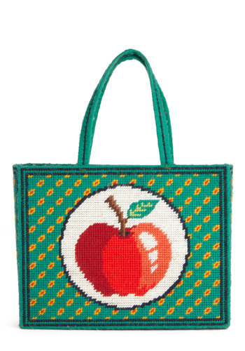 Vintage View of the Orchard Tote