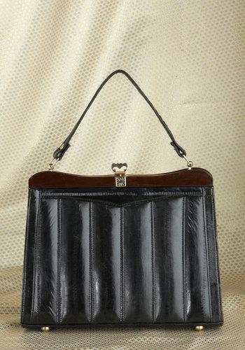 Vintage Posh Ahead Handbag