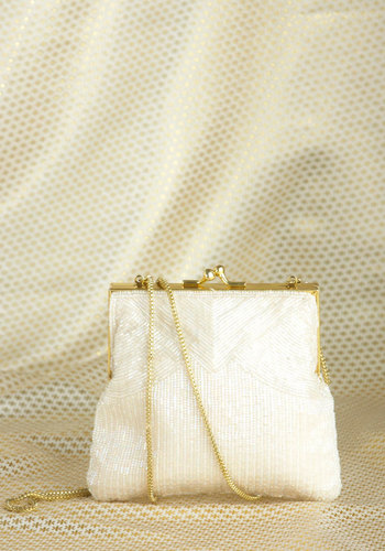 Vintage Exquisite With Me Clutch