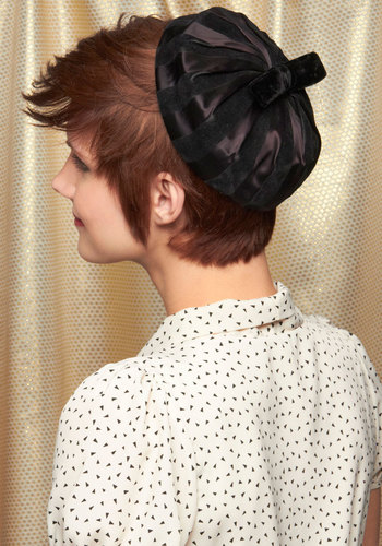 Vintage Refined and Dandy Hat