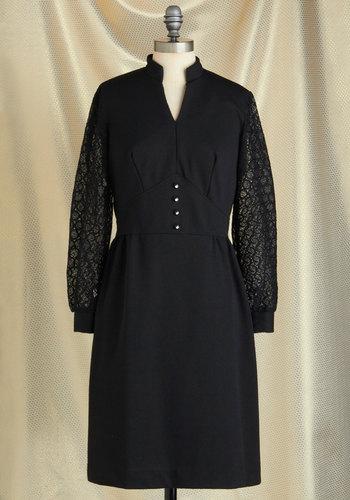 Vintage Fete to Print Dress