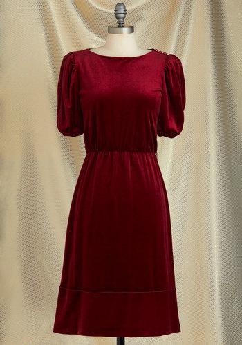 Vintage Cask Party Dress
