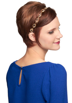 Crystalline Fountains Headband