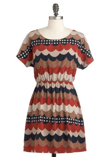 Number One Shingle Dress