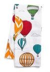Looking Up Tea Towels - Multi, Dorm Decor, Novelty Print