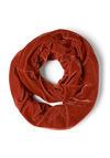 Modest Indulgence Scarf - Orange, Solid, Casual, Fall, Top Rated