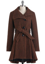 Brownstone Boulevard Coat