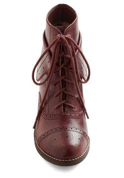 Dearest Boot in Grenadine