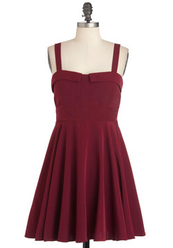Pomegranate One Wish Dress