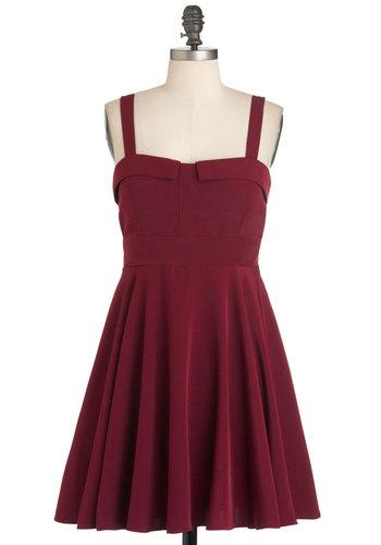 Pomegranate One Wish Dress