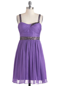 I Amethyst Who I Am Dress