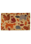 First and Forest Doormat - Multi, Dorm Decor, Print