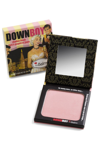 theBalm You Glow Girl Blush in Petal Pink by theBalm - Pink, Rockabilly, Pinup, 40s, 50s, Girls Night Out