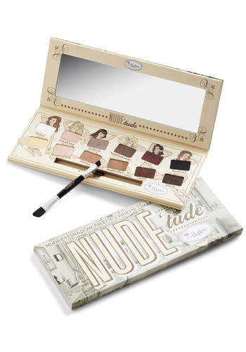 theBalm Natural Instincts Eyeshadow Palette by theBalm - Multi, Rockabilly, Pinup, 40s, 50s, Girls Night Out, Boudoir, Gals