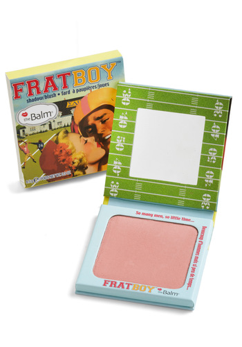 theBalm You Glow Girl Blush in Dusty Rose by theBalm - Rockabilly, Pinup, 40s, 50s, Girls Night Out, Pink