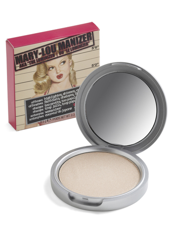 theBalm Gleam and Reality Luminizing Powder by theBalm - Tan, Rockabilly, Pinup, 40s, 50s, Girls Night Out, Boudoir