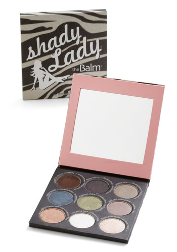 theBalm Flirting with Color Eyeshadow Palette by theBalm - Multi, Rockabilly, Pinup, 40s, 50s, Girls Night Out