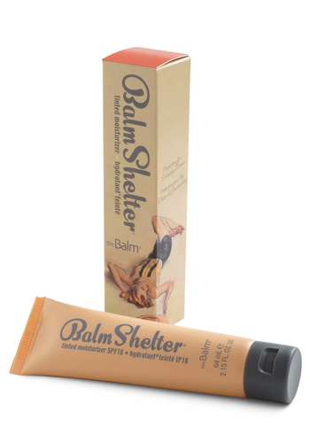 theBalm Dew It All Tinted Moisturizer by theBalm - Tan, Rockabilly, Pinup, 40s, 50s, Girls Night Out