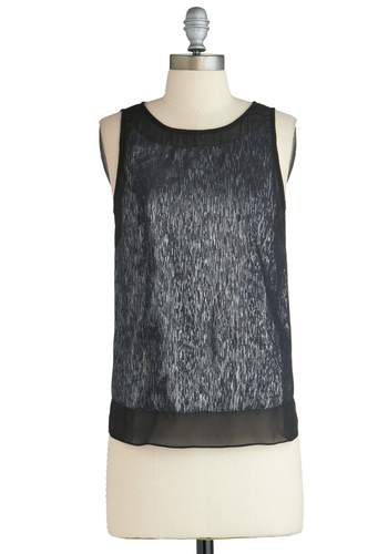 Sample 2226 - Grey, Sleeveless