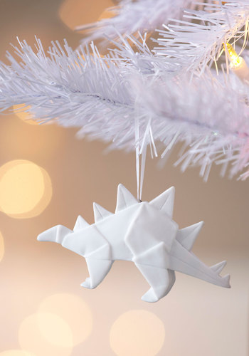 Days of Fold Ornament by One Hundred 80 Degrees - White, Dorm Decor, Holiday