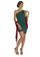 Latest Love Dress in Evergreen