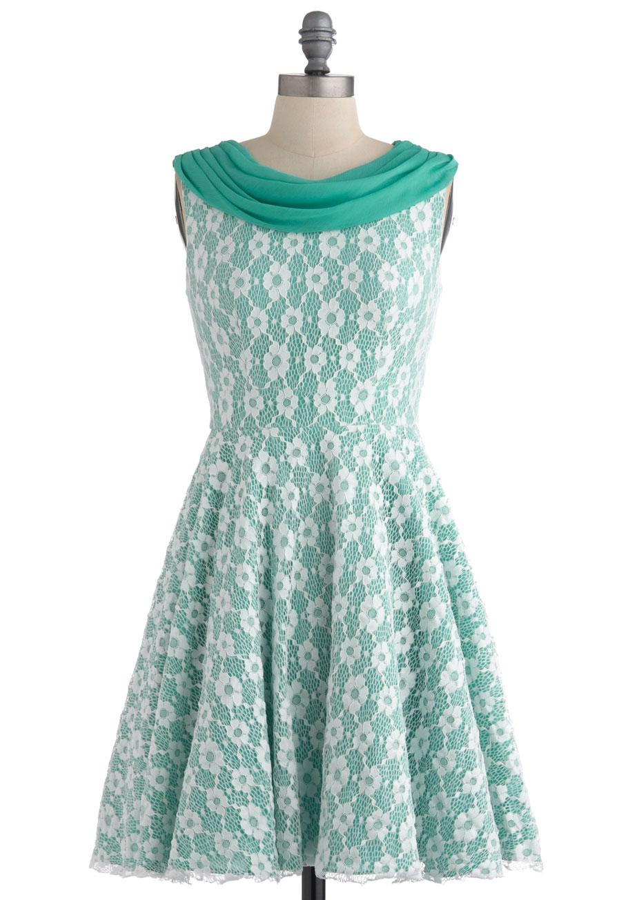 Retro Vintage Dresses - Dress Xy