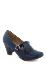Class Treasurer Heel in Blue