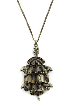 Terrapin Interest Necklace