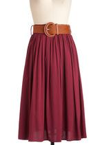 Road Trip Retreat Skirt