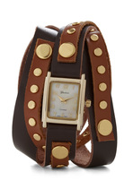 Wrap-sody in Brown Watch
