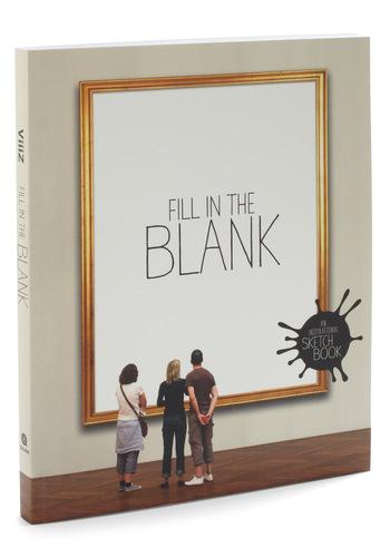 Fill in the Blank - Handmade & DIY