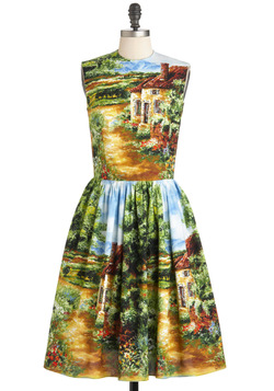 You Cottage My Eye Dress