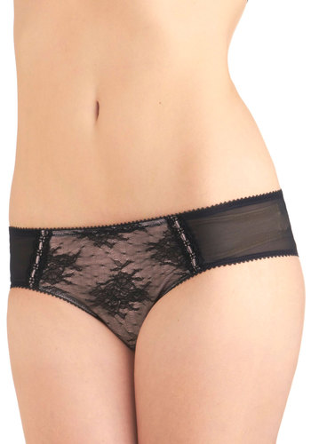 What's Best for You Undies - Black, Solid, Lace, White, Sheer, Vintage Inspired