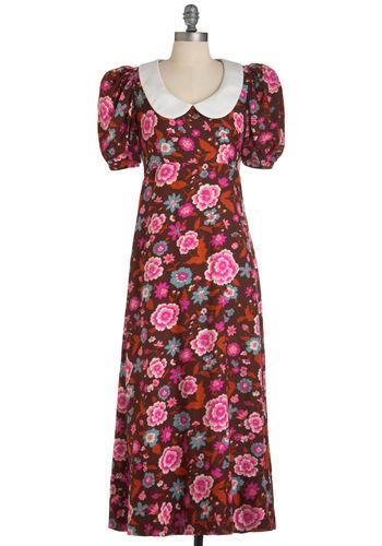 Vintage Prove Your Petal Dress
