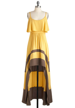 Hillside Honey Dress