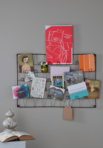 Twist and Tout Keepsake Board - Bronze, Dorm Decor, Rustic, Minimal, Better