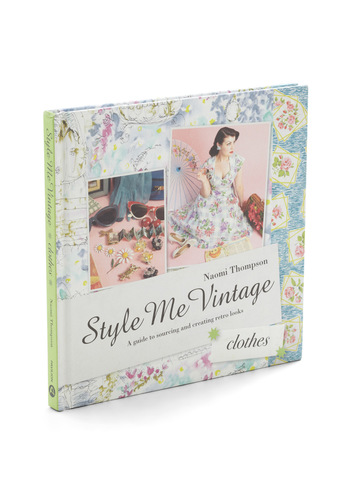 Style Me Vintage: Clothes - Multi, Vintage Inspired, Dorm Decor, 20s