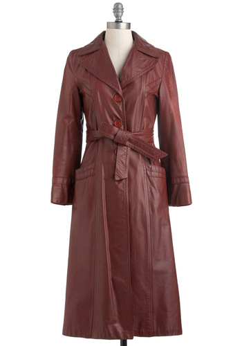 Vintage Pie Spy Coat