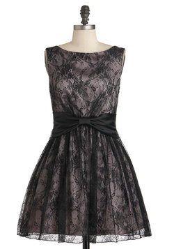 Shimmer and Shade Dress