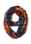 Craved by the Belle Scarf - Multi, Print, Casual, 90s, Fall, Winter