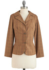 Vintage Math to Success Blazer